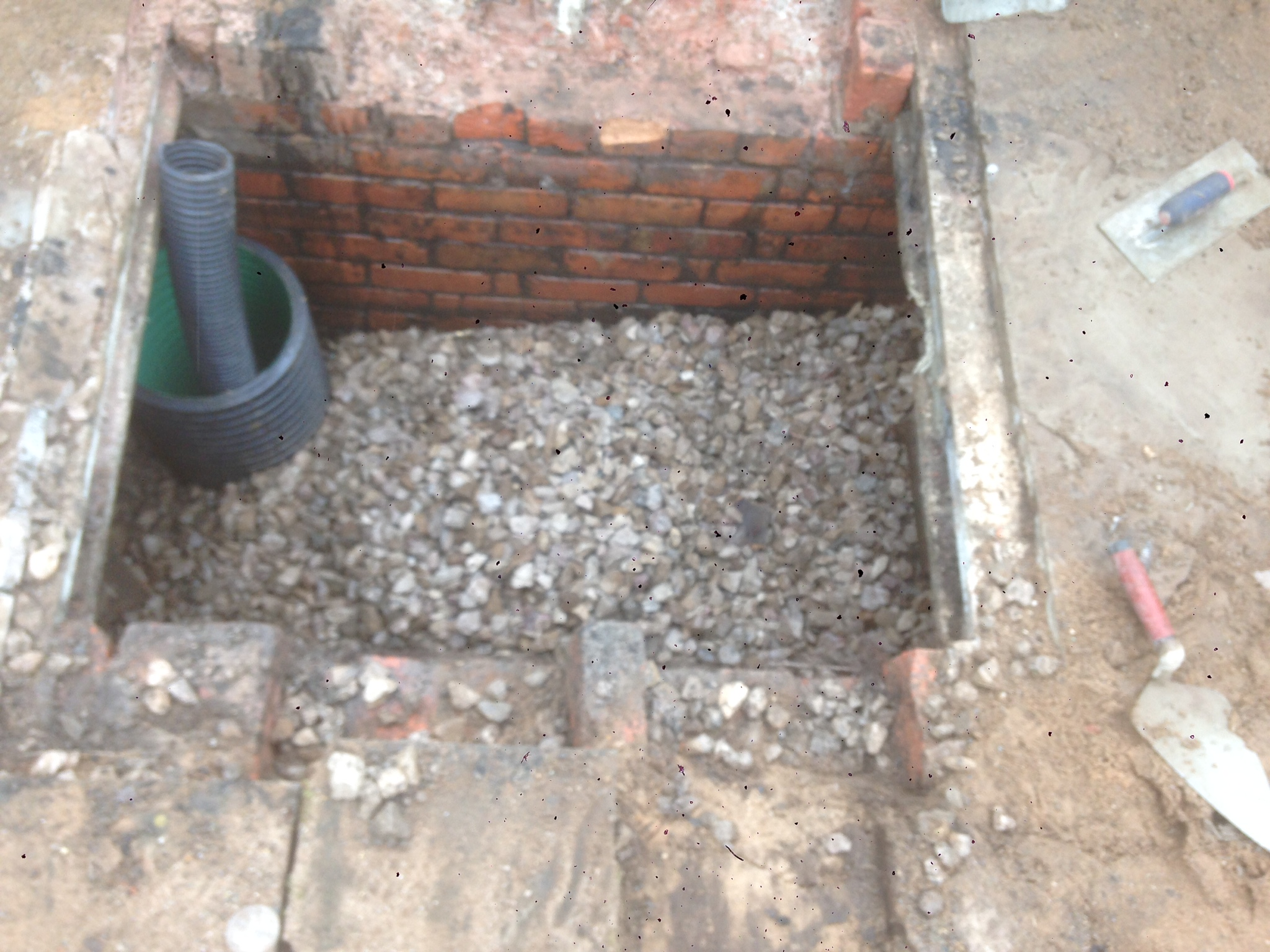 Septic Tank Filter Bed Stone Replacement Aughton Near