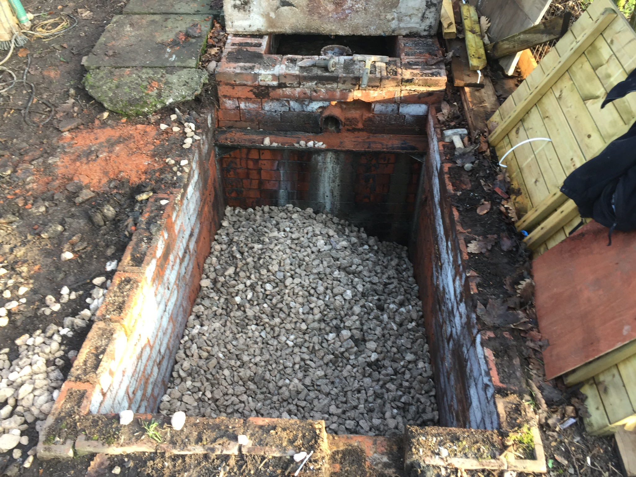 Septic Tank Filter Bed Stone Replacement Lancashire